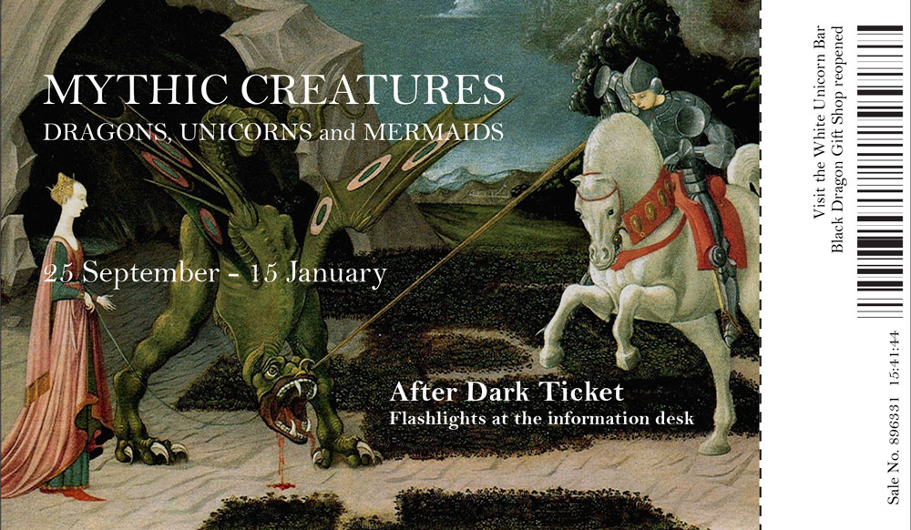 adm ticket mythic creatures